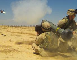Mỹ chuyển 1.000 tên lửa chống tăng tới Iraq đối phó IS
