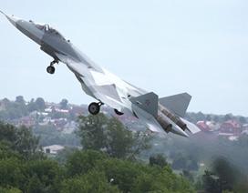 Quân đội Nga sắp sở hữu chiến đấu cơ T-50 thế hệ mới