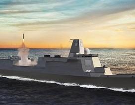 Trung Quốc đã sẵn sàng thử nghiệm tàu chiến lớn nhất châu Á