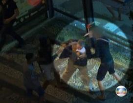 Du khách Việt bị cướp đâm ở Brazil