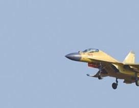 """Chiến đấu cơ """"Made in China"""" giữ vai trò chủ lực trong không quân Trung Quốc"""