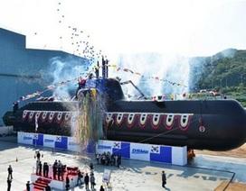 Báo Mỹ: Tàu ngầm Hàn Quốc là mối đe dọa tiềm tàng cho Trung Quốc
