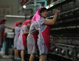 Phụ nữ Triều Tiên kiếm tiền giỏi hơn chồng