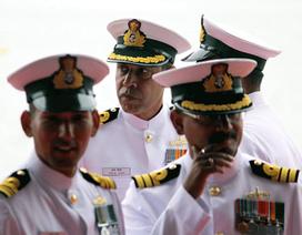 Ấn Độ cử 4 tàu chiến tới Biển Đông