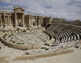 IS hành quyết 20 người Syria tại nhà hát La Mã cổ đại