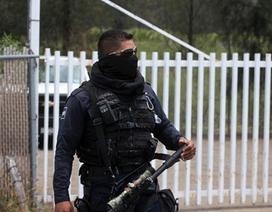 Mexico: Cảnh sát đọ súng với các băng đảng, 43 người thiệt mạng