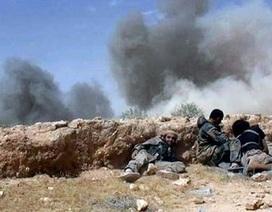 IS chiếm cửa khẩu Syria Iraq cuối cùng