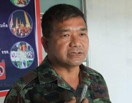 Tướng Thái Lan đầu thú tội buôn người
