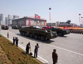 Triều Tiên tuyên bố thu nhỏ được đầu đạn hạt nhân