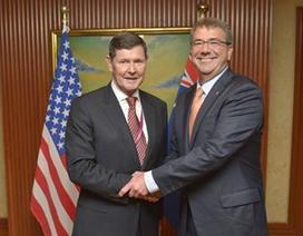 Úc sẽ tiếp tục điều máy bay tuần tra Biển Đông