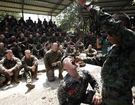 """Thái Lan ra """"tối hậu thư"""" yêu cầu Mỹ rút quân trong 5 ngày"""