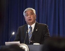 Nhật dọa tấn công nếu Triều Tiên dám bắn tên lửa tới Mỹ