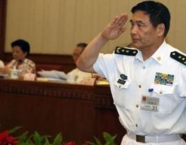 Trung Quốc lần đầu phái đô đốc đến Đối thoại Shangri-La