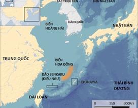 Báo Mỹ nêu kế hoạch giả định Trung Quốc tấn công Nhật Bản