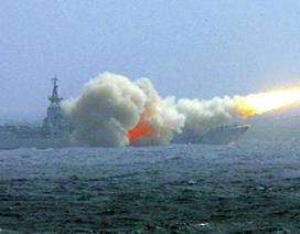 Trung Quốc thị uy với Nhật Bản tại Hoàng Hải