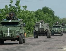 Phần lớn xe bọc thép của Ukraine mắc lỗi sản xuất