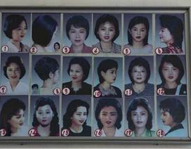 Triều Tiên quy chuẩn hóa 28 kiểu tóc