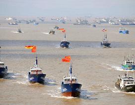 """Trung Quốc huy động 172.000 tàu dân sự phục vụ hải quân trong """"thời chiến"""""""