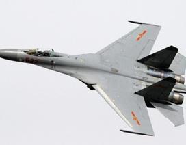 """""""Trung Quốc có khả năng đưa chiến đấu cơ J-11 tới Biển Đông"""""""