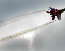 Nga: 3 vụ việc liên tiếp với máy bay MiG-29 và Mi-8