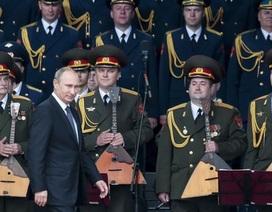 Đáp trả Mỹ, Nga mạnh tay chi 400 tỷ USD hiện đại hóa quân đội