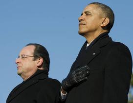 Tổng thống Mỹ trấn an đồng minh Pháp sau bê bối do thám