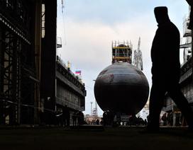 Nga phát triển tàu ngầm chạy năng lượng hạt nhân thế hệ thứ 5