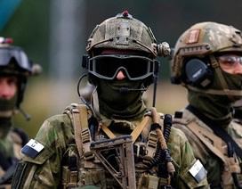 Lực lượng phản ứng nhanh của NATO tập trận gần lãnh thổ Nga