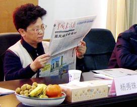 Cựu quan chức Trung Quốc bị nghi tham nhũng xin tị nạn tại Mỹ