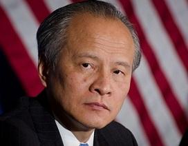 Đại sứ Trung Quốc ngang nhiên tuyên bố có quyền lập ADIZ