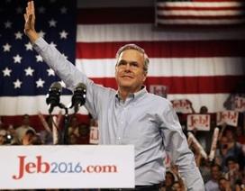 Em trai cựu Tổng thống Bush chính thức ra tranh cử