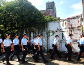 """Hồng Kông bắt 9 """"nhà hoạt động chính trị"""" âm mưu đánh bom"""