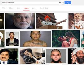 Google xin lỗi vì xếp nhầm Thủ tướng Ấn Độ vào danh sách tội phạm
