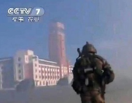Trung Quốc tập trận tấn công giả định Đài Loan