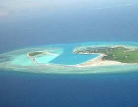 """Google Maps bỏ tên """"Tam Sa"""" khỏi quần đảo Hoàng Sa"""