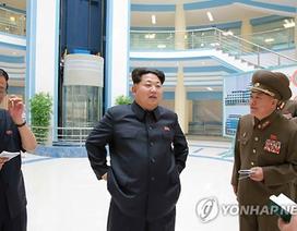 Sau sân bay Bình Nhưỡng, ông Kim Jong-un khen tiếp Viện tự động hóa Triều Tiên