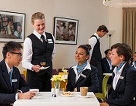Học bổng ngành Quản trị khách sạn và sự kiện tại Úc