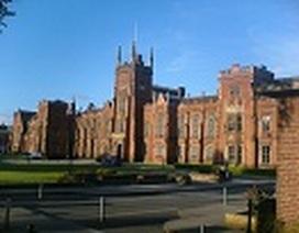 Học bổng 100% học phí tại đại học Queen's, Belfast, Vương Quốc Anh