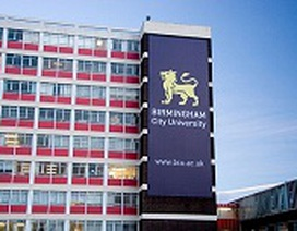 Học bổng 50% học phí tại Đại học Birmingham City, Anh Quốc