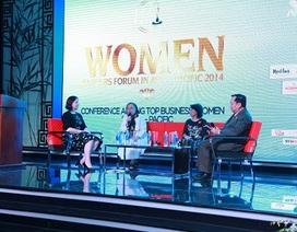 Giao lưu nữ doanh nhân tiêu biểu Châu Á - Thái Bình Dương 2014 thành công rực rỡ