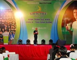 Giáo sư người Ý với chiến dịch dinh dưỡng cân bằng ở Việt Nam