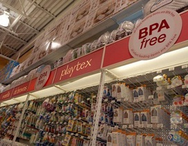 Mỹ cấm dùng BPA sản xuất bình sữa trẻ em