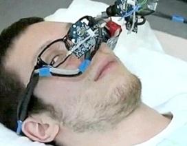 Thiết bị giúp điều khiển máy tính bằng mắt