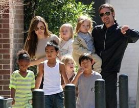 """Brad- Angelina """"Con cái là chìa khóa của hạnh phúc"""""""