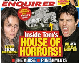 Giải quyết xong ly hôn, Tom Cruise phản pháo truyền thông