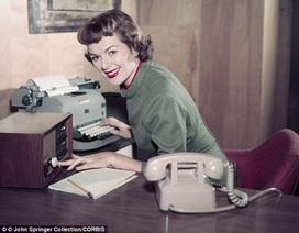 Phong cách thời trang công sở đầy gợi cảm những năm 1930-1960