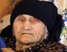 Bí quyết trường thọ của cụ bà cao tuổi nhất thế giới