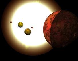 Phát hiện hệ mặt trời bé kỷ lục