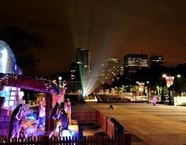 Sydney lung linh dưới ánh đèn trong mùa Giáng Sinh