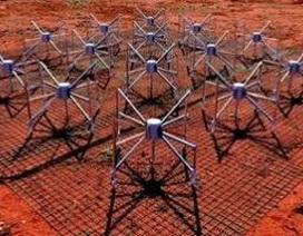 Chế tạo kính thiên văn dự đoán bão từ